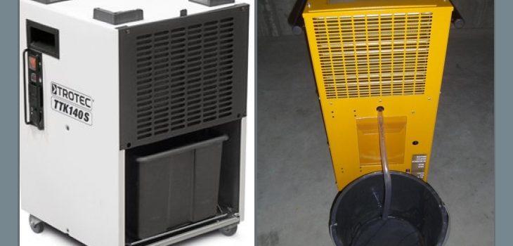 BWT Trocknungstechnik – Vermieter von Bautrocknern / Luftentfeuchtern in Heinsberg, Rangsdorf bei Berlin