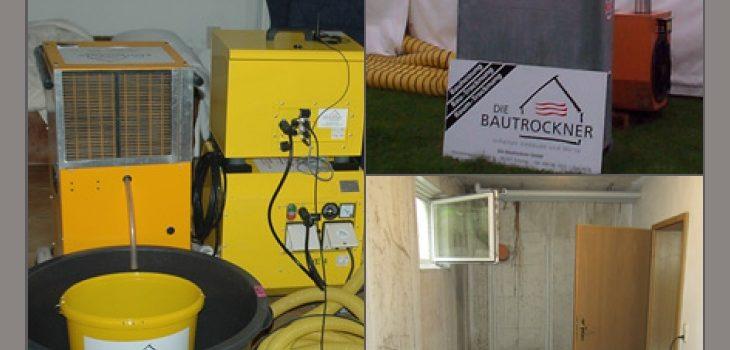 Die Bautrockner GmbH – Spezialist in Tutzing in der Nähe von Weilheim in Oberbeyer, Starnberg, München