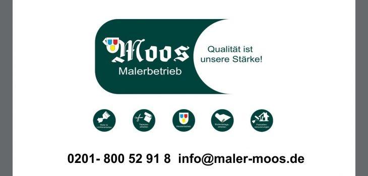 Moos Malerbetrieb – Bautrocknerverleih in Essen in der Nähe von Bottrop, Oberhausen, Duisburg
