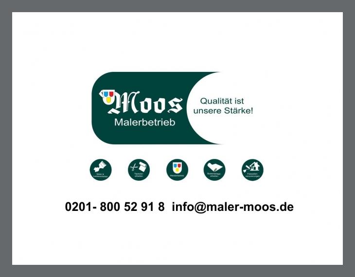 Moos Malerbetrieb  Bautrocknerverleih Essen, Bottrop, Oberhausen, Duisburg