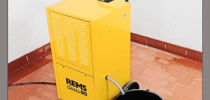REMS GmbH & Co KG – Anbieter von Luftentfeuchtern in Waiblingen, Fellbach, Ludwigsburg