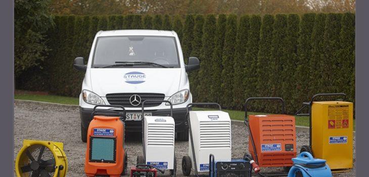 Staude Mobile Sanitärsysteme – Anbieter von Bautrocknern in Wiefelstede, Westerstede, Oldenburg