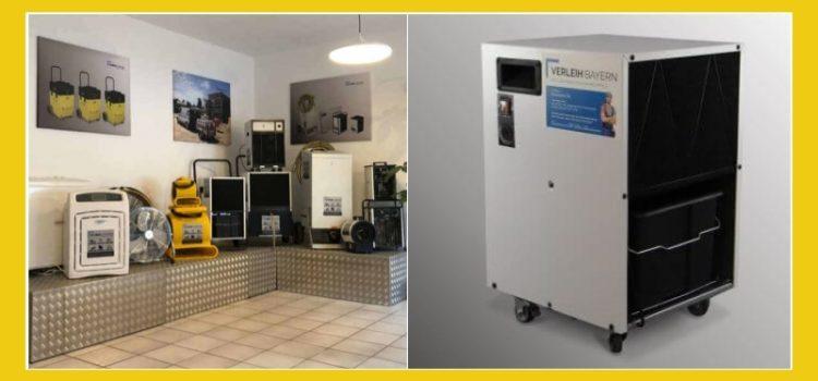 Klima Center – Rental | Services | Solutions – Bautrockner Verleih in Rosenheim/Brannenburg, Traunstein, München